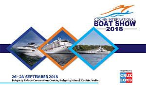 Cochin International Boat Show 2018