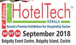 Hoteltech Kerala 2018 registration
