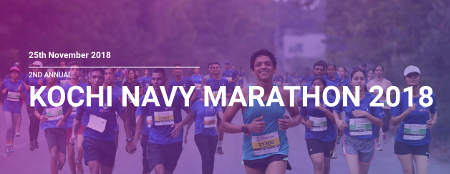 Kochi Navy Marathon 2018 Registration