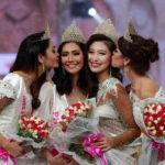 Miss Asia 2018 Winners