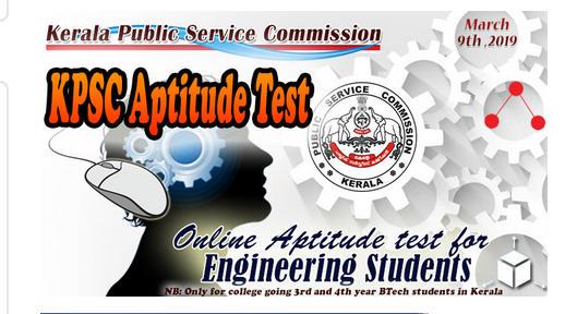 Kerala PSC Aptitude