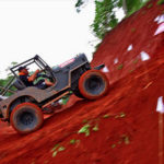 Mahindra thar fest -adventure event