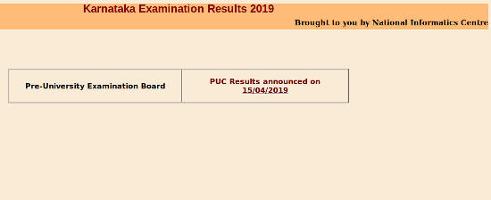 Karnataka SSLC Result 2019 - Check result at karresults.nic.in