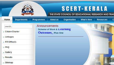 Kerala NMMS Result 2019- SCERT Kerala NMMSE Result