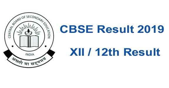 CBSE Result 12th Class