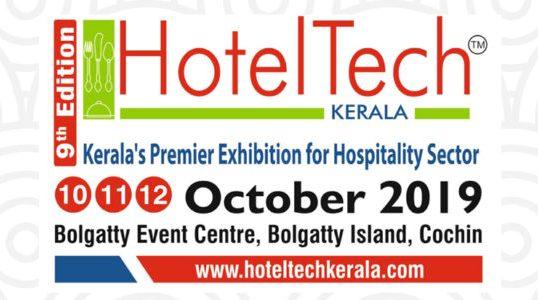 Hoteltch Kerala 2019