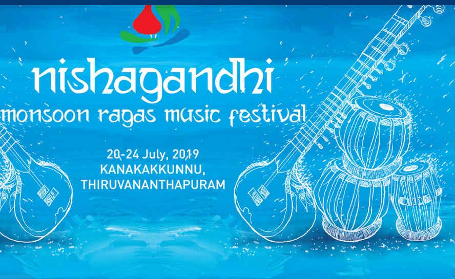 Nishagandhi Maonsson Music Festival Trivandrum