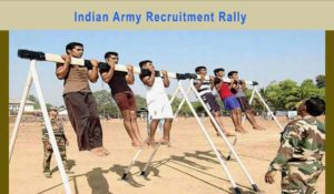 Army Recruitment Rally