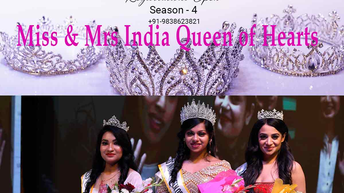 Miss India Queen of Hearts
