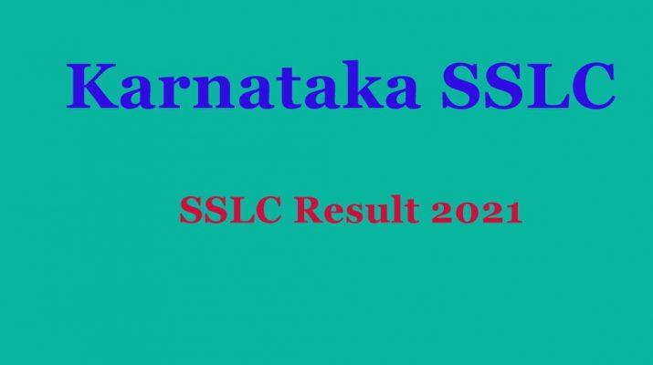 Karanata SSLC result